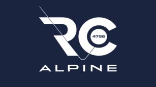 14 – Race Clutch Alpine Logo