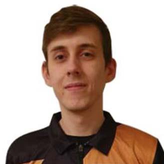 Headshot of Dawid Mroczek
