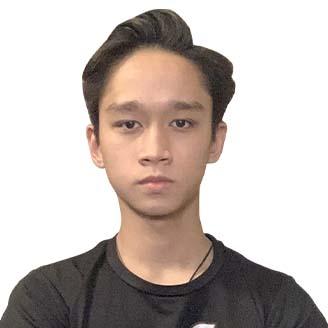 Headshot of Mika Hakimi