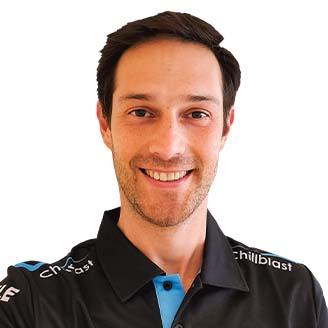 Headshot of Bruno Senna