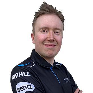 Headshot of Jack Keithley