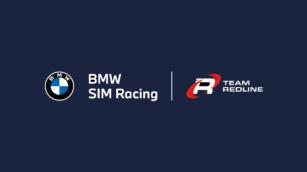 123 – BMW Team Redline Logo