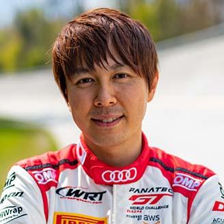 Headshot of Ryuichiro Tomita