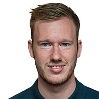 Headshot of Jesper Pedersen