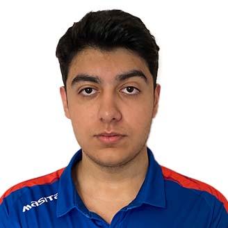 Headshot of Ibraheem Khan