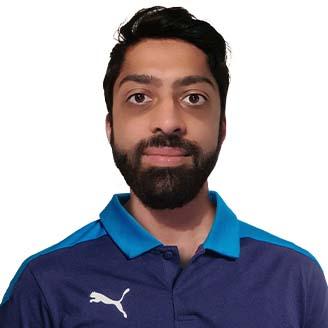 Headshot of Muhammed Patel