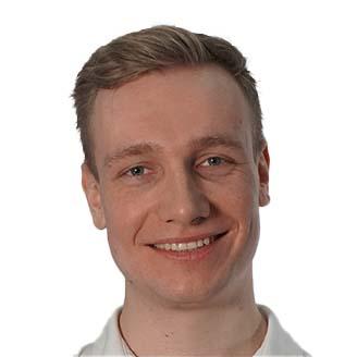 Headshot of Mack Bakkum