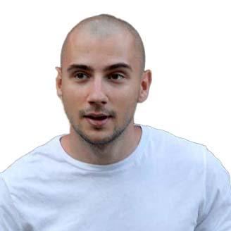 Headshot of Peyo Peev