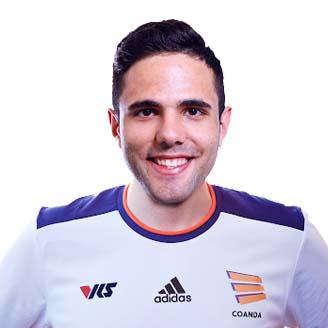 Headshot of Dylan Pereira