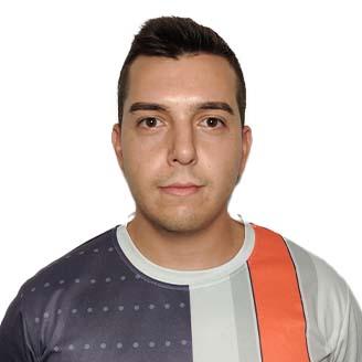Headshot of Erhan Jajovski