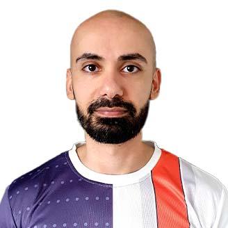Headshot of Hany Alsabti
