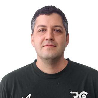 Headshot of Nicolas Barclay