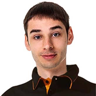 Headshot of Armin Binder