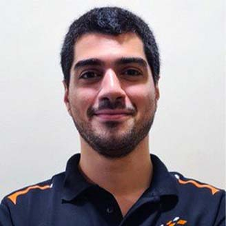 Headshot of Ramez Azzam