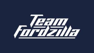 966 – Team Fordzilla Logo